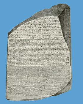 Original Rosetta Stone