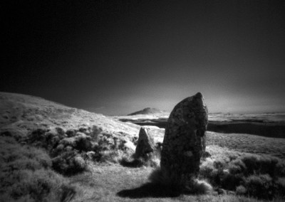 Pobull Fhinn Stone Circle, North Usit, Outer Hebrides