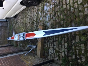 Janousek single scull up to 90-100kg