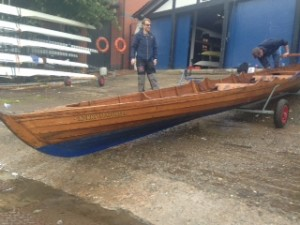 24ft Rowing Gig For Sale