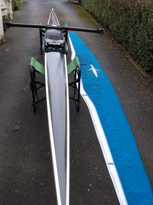 2014 Fluidesign Elite Painted White 1x 68kg