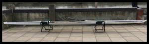 Filippi F22 75-85 kg 1x alloy wing