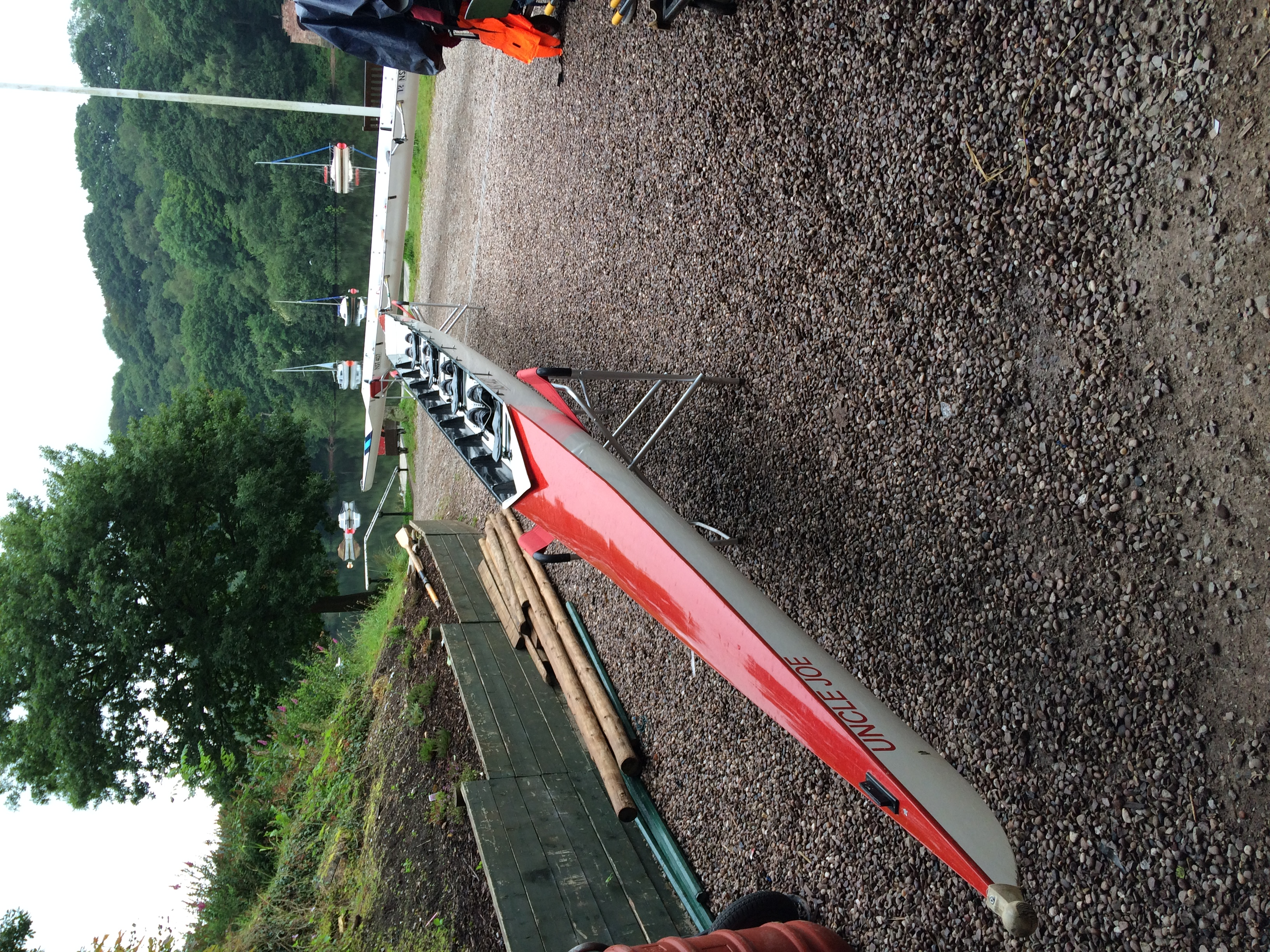 Stern Coxed 4
