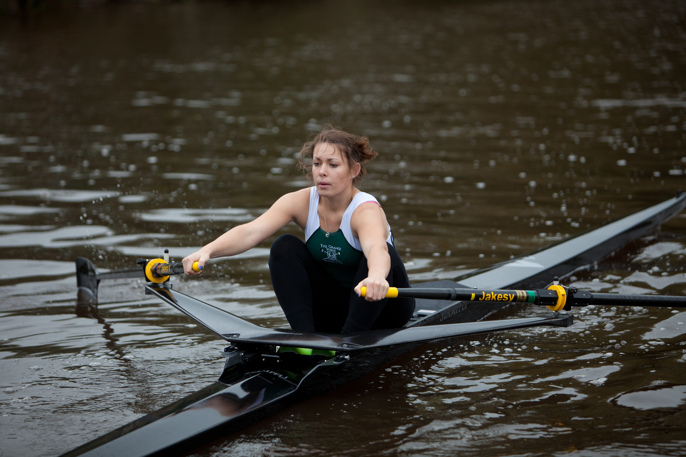 Stampfli X1 womens lightweight single scull for sale