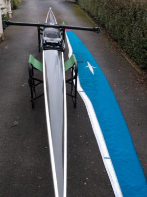 Fluidesign Elite Painted White 2014 1x 68kg