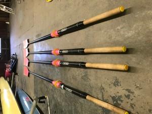 4 Croker M2 Superlight Oars
