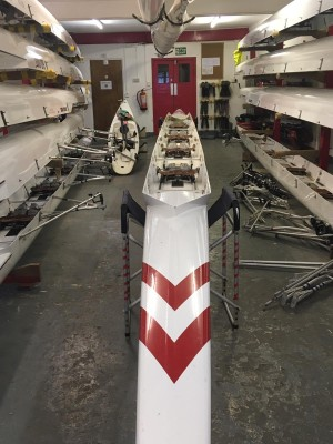 Two Coxed 4+ Boats for sale