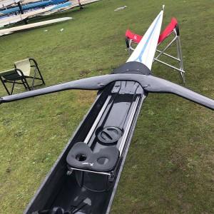 1x 2016 Filippi F22 Carbon Reverse Rigger Ex-Olympics