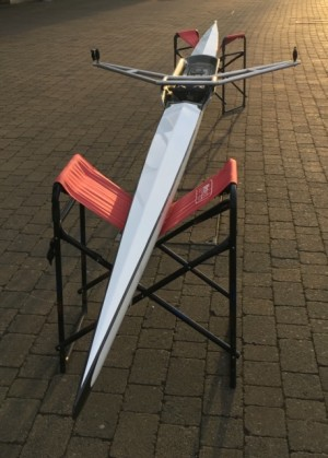 WM 1X Lightweight Scull For Sale