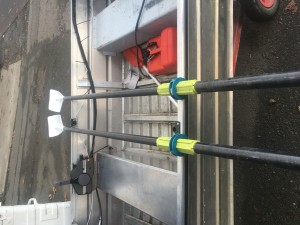 C2 Sculling Blades for sale £150