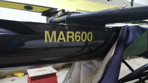 Boat names, ID numbers and logos