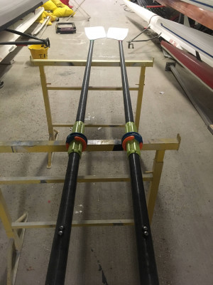 C2 Sculling Blades for sale £200