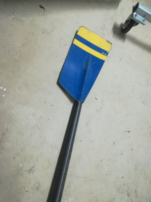 Set of 8 C2 Big Blade Sweep Oars