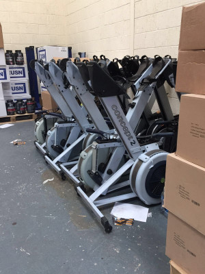 CASH FOR YOUR CLUB, Wanted, Model C. D & E Rowing Machines