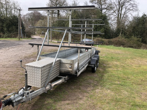 Heavyweight trailer for sale