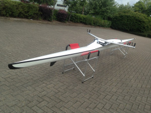 Single rowing scull (57-75kg)