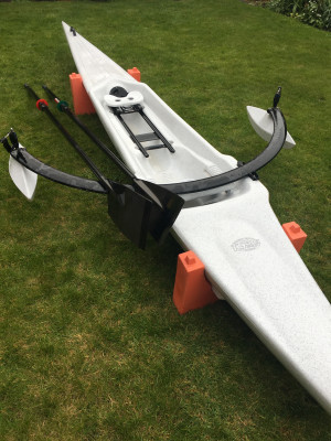 TS515 training scull for sale