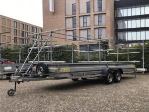 3 tier trailer