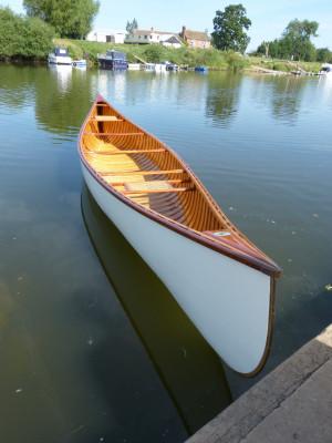 Northwoods Canadian Canoe