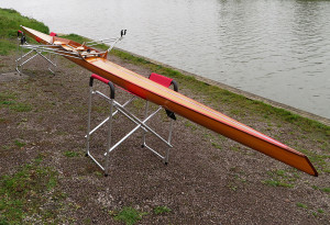 Ray Sims Single Scull