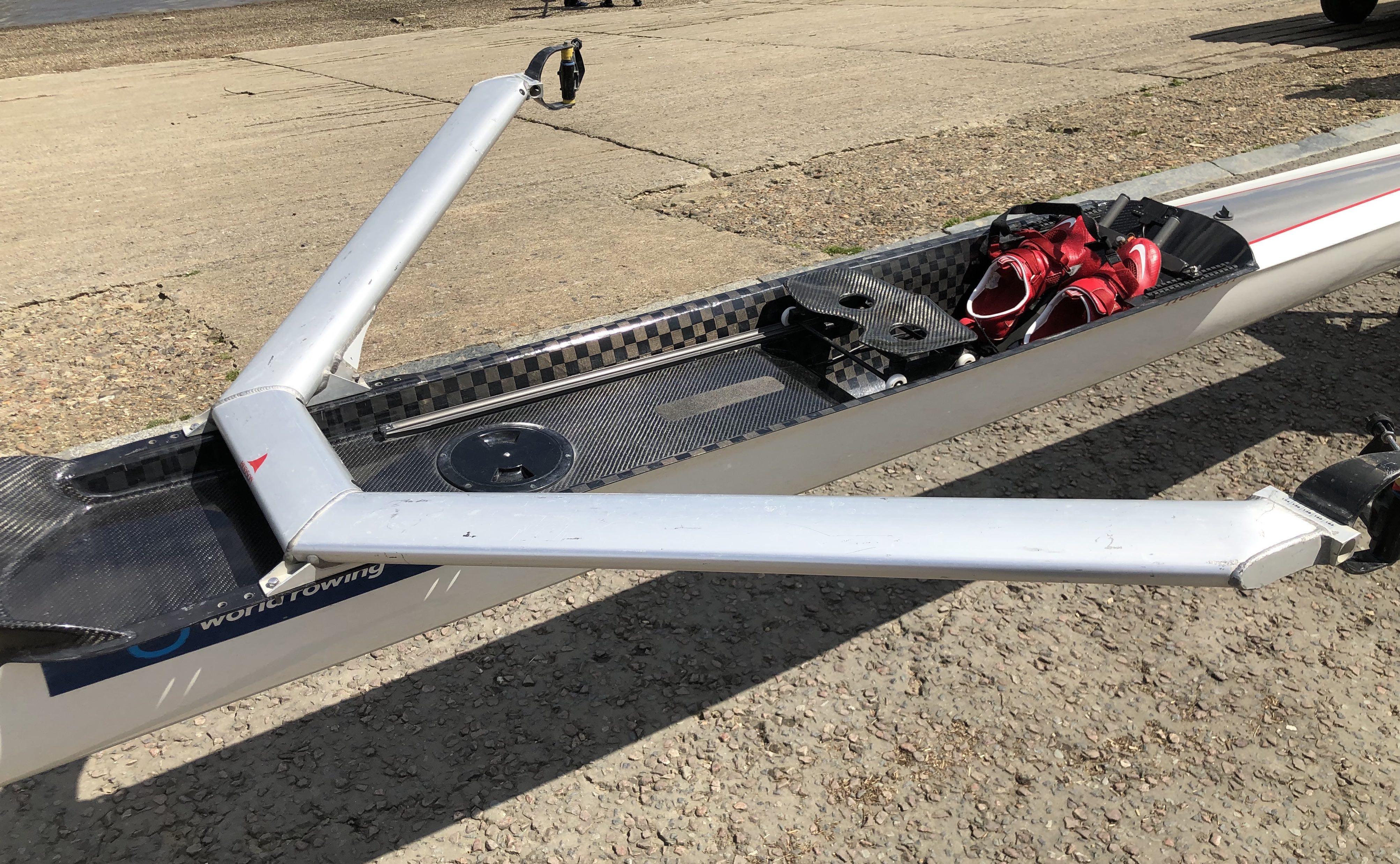 Hudson S1.31 1x for 73-86kg