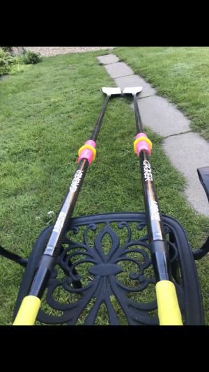 Croker S39 Arrow Sculling Blades