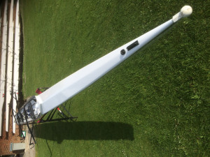 90 kg Stampfli bow coxed 4