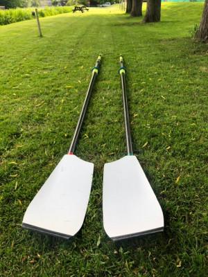 Sweep Oar Blades Pair
