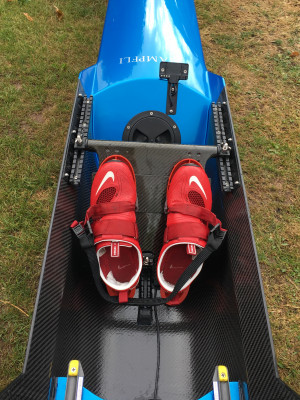 2013 55kg Stampfli single scull for sale