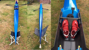 55-60kg Stampfli single scull for sale
