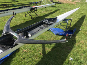 MPS Composites Single Scull and C2 Blades for sale