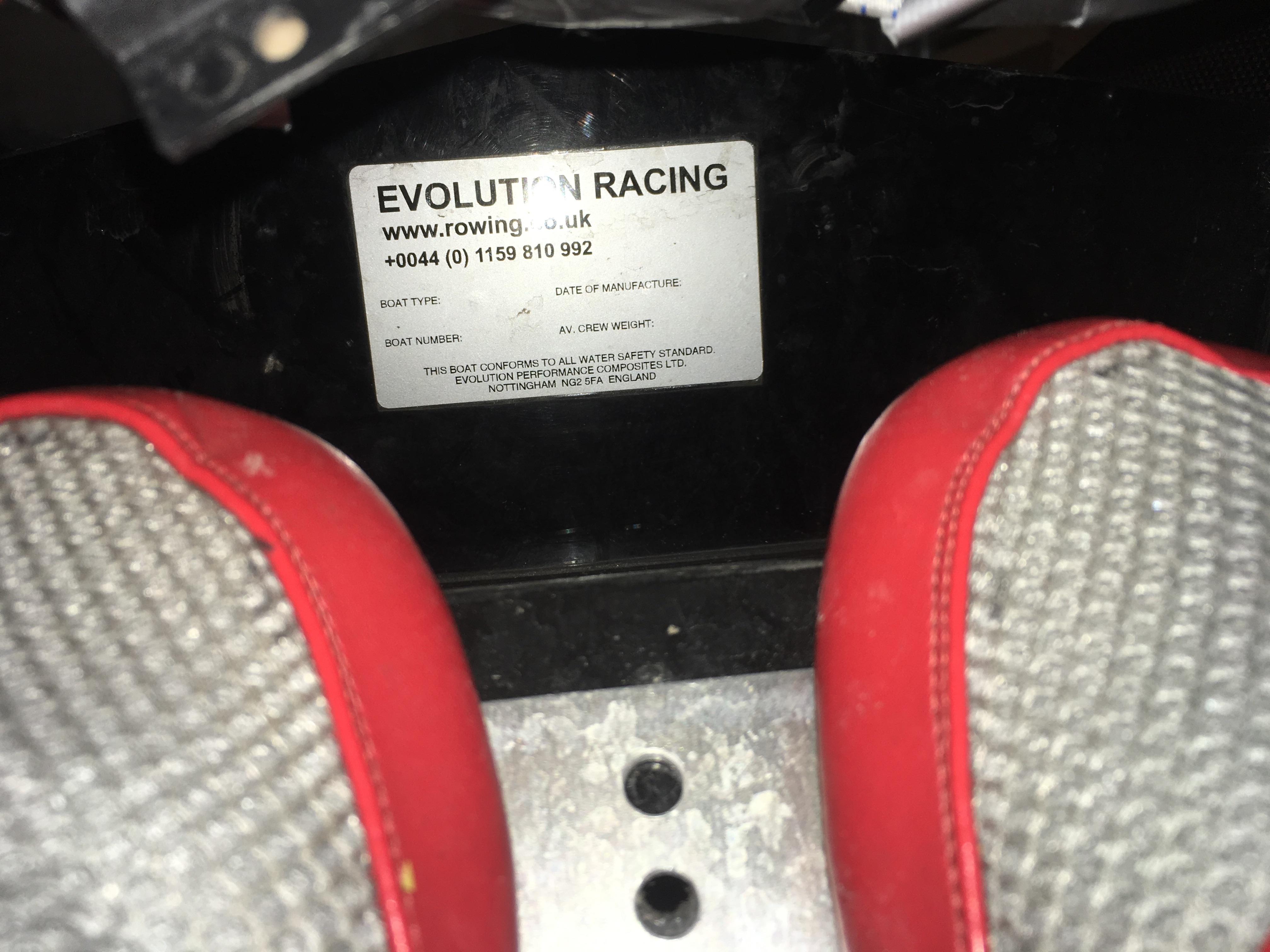 Evolution Racing IV+ front loader