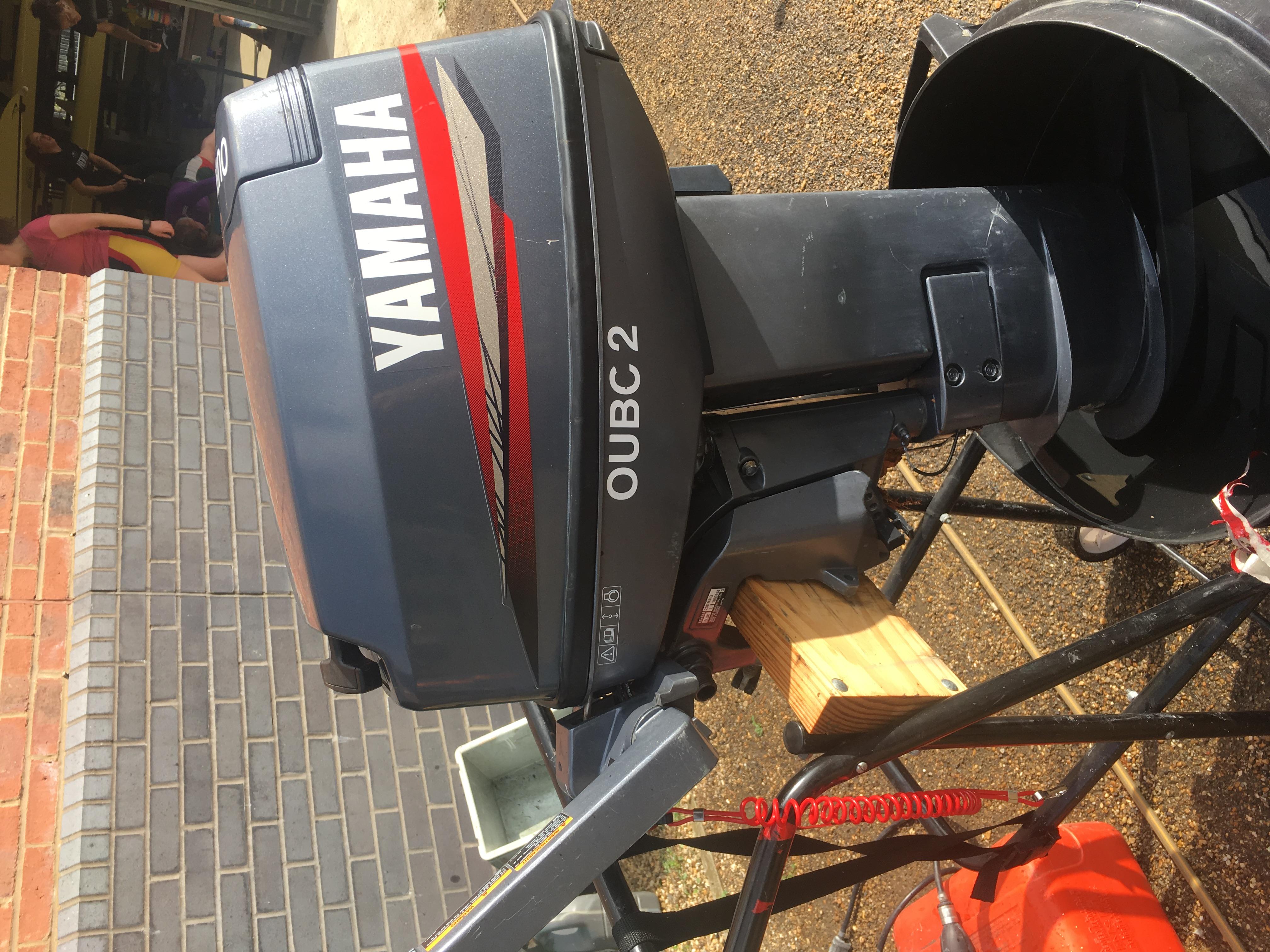 20HP Yamaha long shaft 2 Stroke for sale