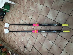 Croker S4 Soft - Full Carbon sculling blades