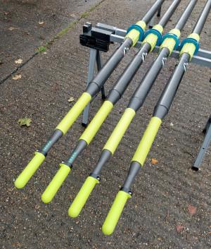 Concept2 Sweep Oars x4