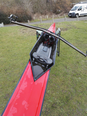 Flying Eagle 1x and BRAČA ultra light blades