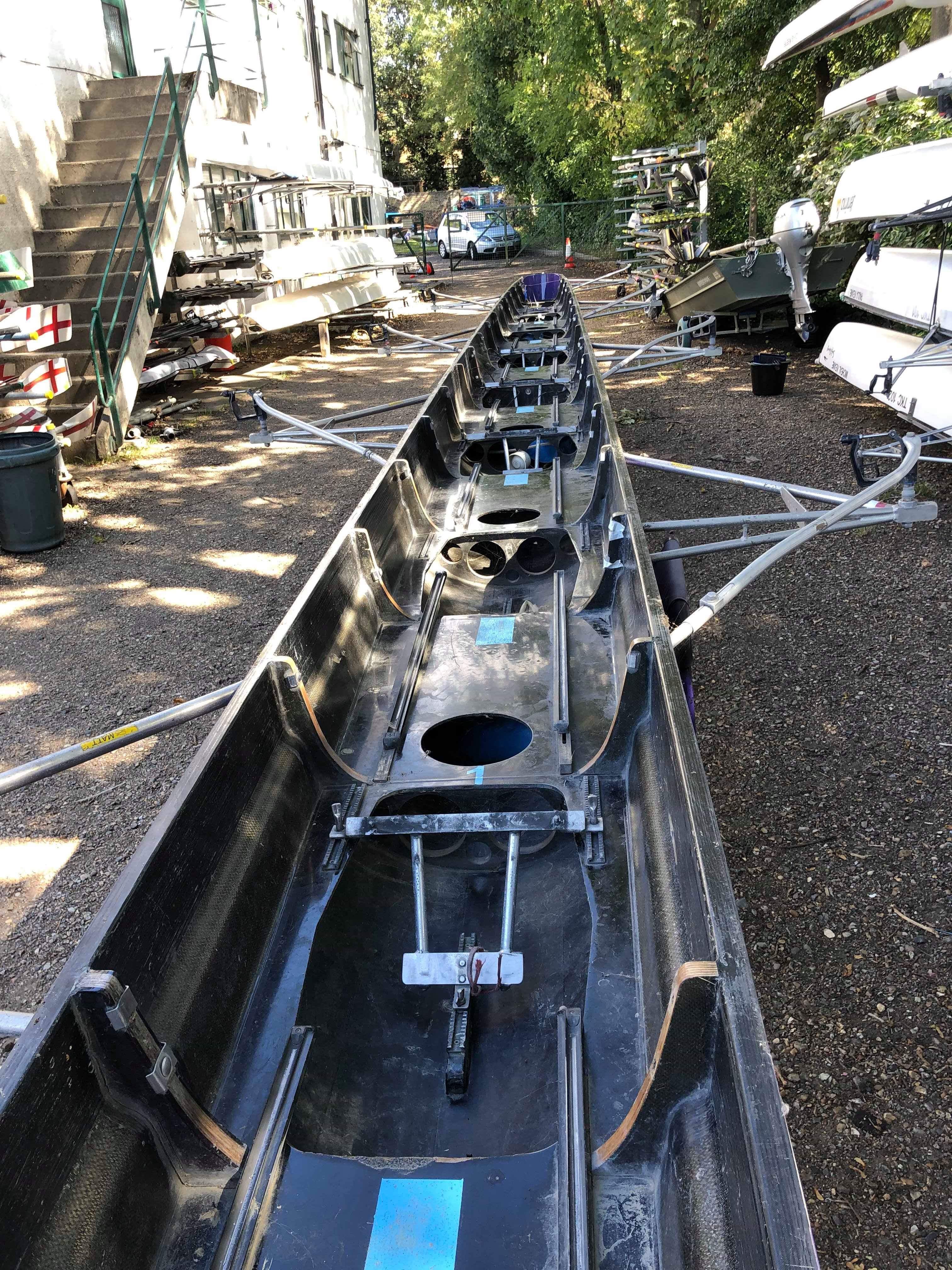 Eton 8+ Water tight, (includes everything apart from shoes and seats)