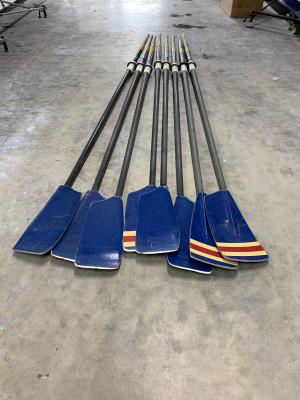 Sweep blades for sale - set of 8