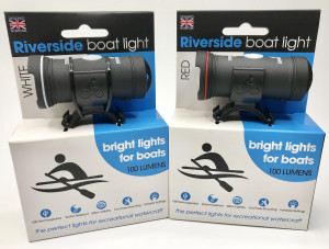 Riverside Boat Lighting
