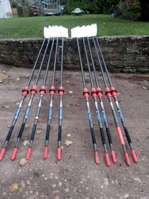 Sweep oar blades for sale