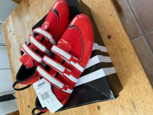 Adipower Rowing Shoes - UK 12 - Unused