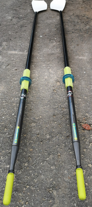 Concept 2 - Fat 2 sculls nearly new