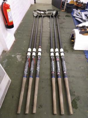 Multiple set of blades for sale