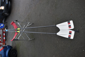 Sculling blades for sale £175