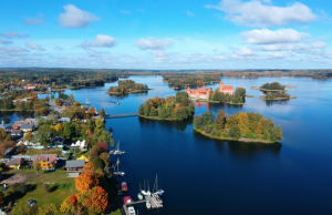 Training camp in Trakai, Lithuania, for YOU!