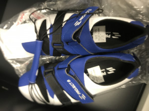PBR2 shoes size 44 brand new
