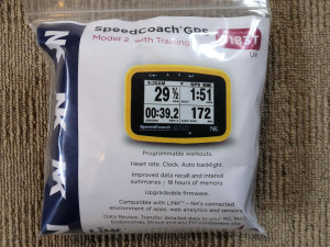 Speedcoach GPS model 2 with training pack