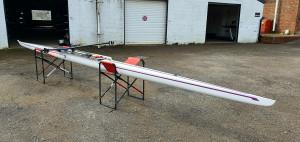 Filippi F14 Reverse Wing + Skinny Wintech Sculls