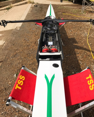 Filippi F47 single scull M1X