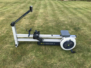 Concept2 Dynamic Indoor Rower with PM4 monitor